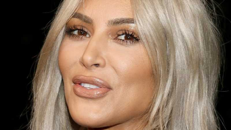 What Was The Inspiration Behind Kim Kardashians Unusual Met Gala Look?