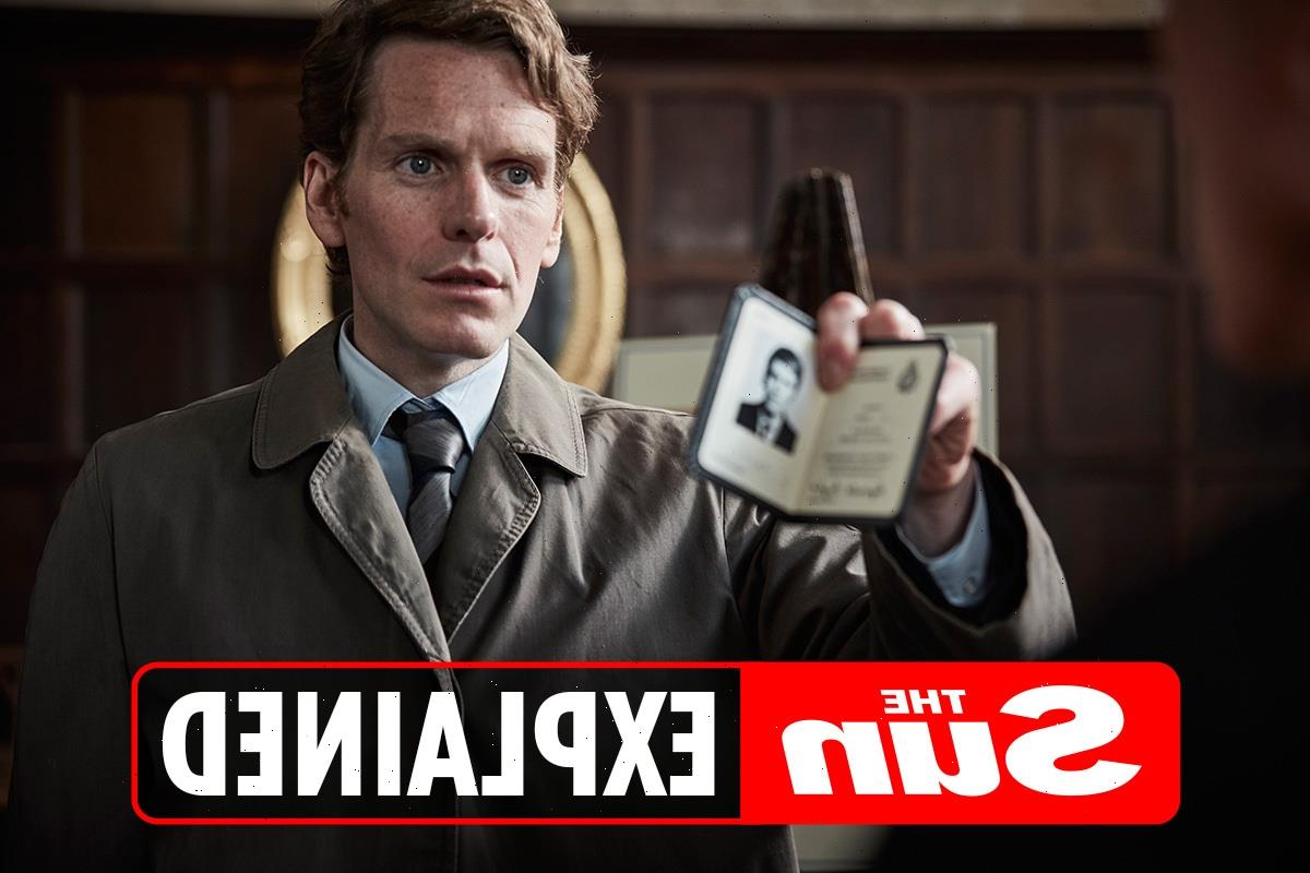Who is Shaun Evans and what's his net worth? – The Sun
