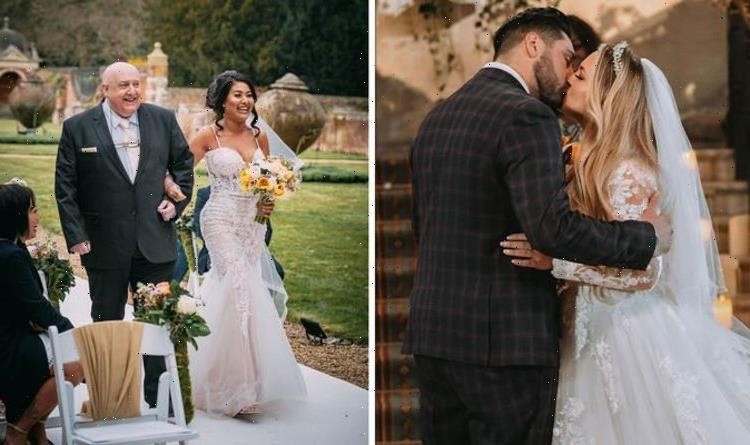 Why cant Married At First Sight UK couples get legally married? Expert explains