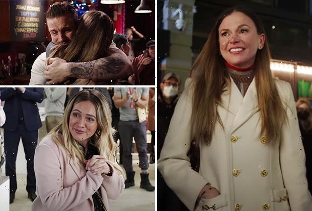 Younger Series Finale Video: Watch the Cast's Tearful Final Moments on Set