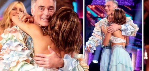 'Greg will never see Karen again' Strictly fans spot awkward reaction to friends question