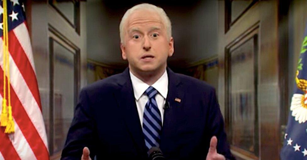 'Saturday Night Live' Returns With a New President Biden