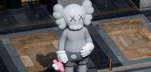 A KAWS and Reese's Puffs Collaboration Is Coming Soon