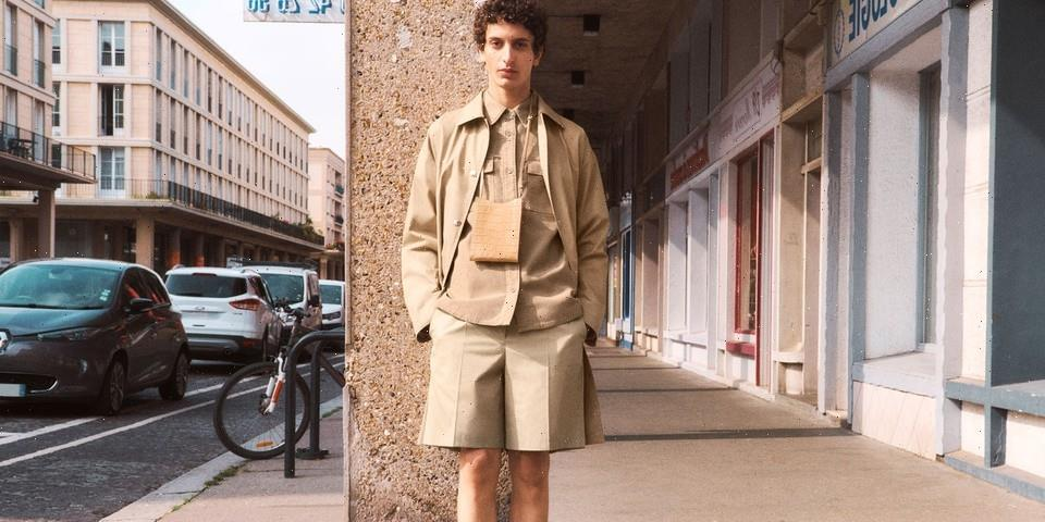 A.P.C. Showcases Neutral-Colored Elegance With Its SS22 Collection