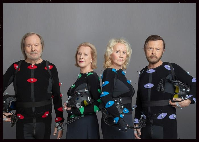 ABBA Share Ridiculously Happy New Single Just A Notion
