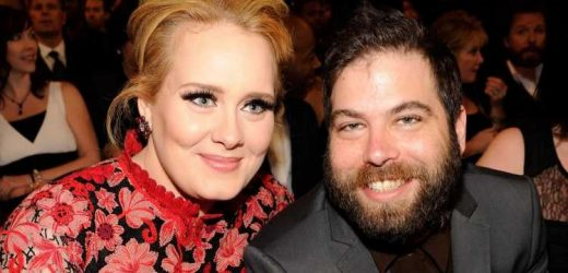 Adele's horror as she reveals son she shares with ex Simon Konecki wants to be a YouTuber
