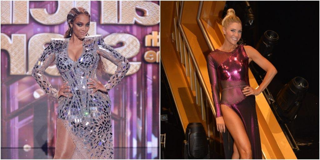 Amanda Kloots Moves Like Britney Spears, but All 'DWTS' Fans Can Talk About Is Tyra Banks