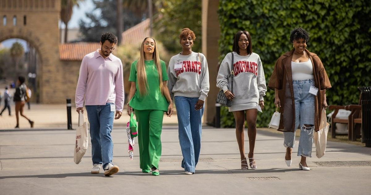 Amanda Seales's Tiffany Wearing AKA Sorority Apparel on Insecure Is Dividing the Internet