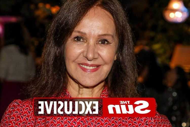 Arlene Phillips set to replace John Barrowman on Dancing on Ice after 'being sacked from Strictly for being too old'