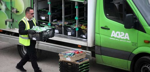 Asda reveals date you can book a Christmas delivery slot