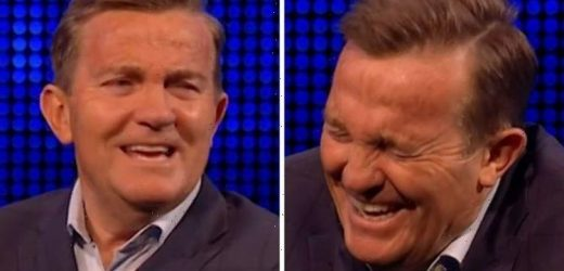Bradley Walsh in hysterics as oddly-worded question derails show Thats ludicrous!