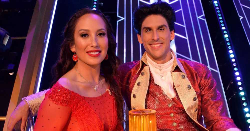 Cheryl Burke: 'DWTS' Judges Were 'Harsh' Amid COVID-19 Recovery