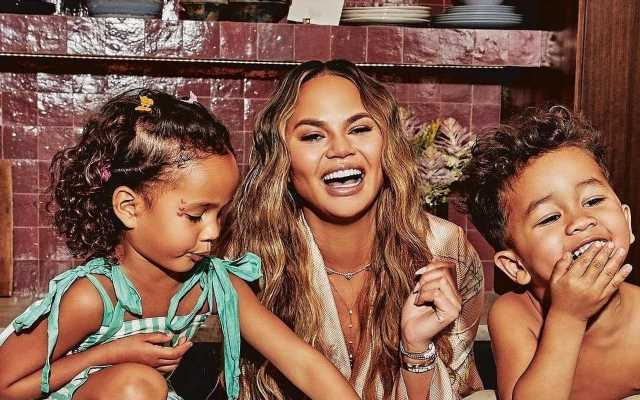 Chrissy Teigen Hopes People Can Forgive Past Bullying as She Vows to Set Better Example for Kids