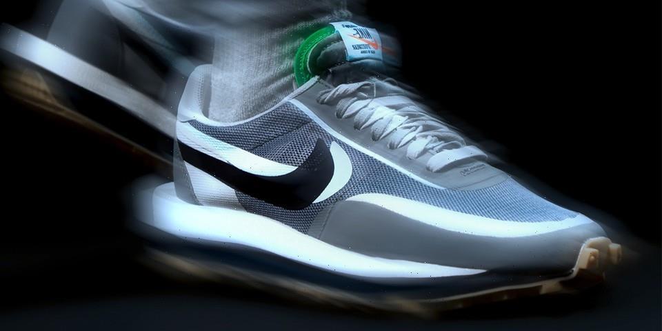 "Closer Looks: CLOT x sacai x Nike LDWaffle ""K.O.D. 2/Cool Grey"""