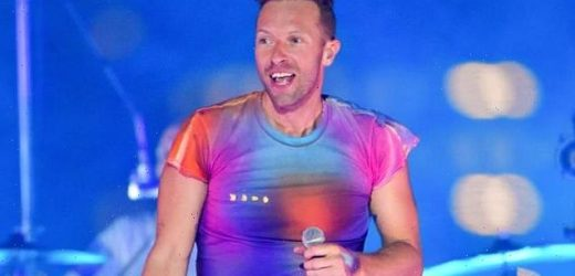Coldplay audience will generate electricity by jumping to the music