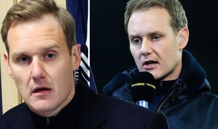 Dan Walker opens up about his family as he makes rare attack on Tory minister