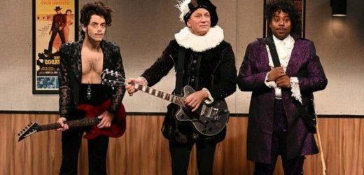 Daniel Craig surprises Saturday Night Live viewers