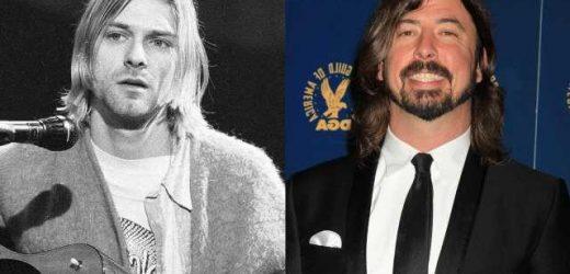 Dave Grohl Still Dreams About Late Nirvana Bandmate Kurt Cobain