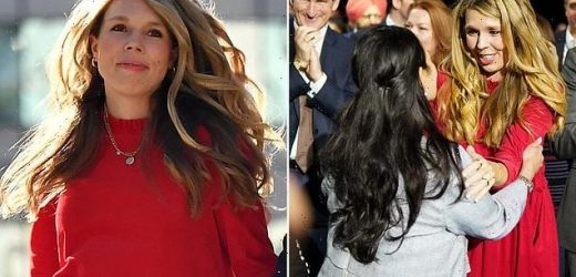 Do Carrie Johnson and Priti Patel share the same hairstylist?