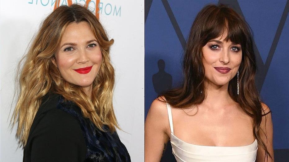 Drew Barrymore praises Dakota Johnson for handling of awkward Ellen DeGeneres interview