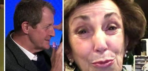 Edwina Currie slams Alastair Campbell over Boris lying claims You worked for Blair…
