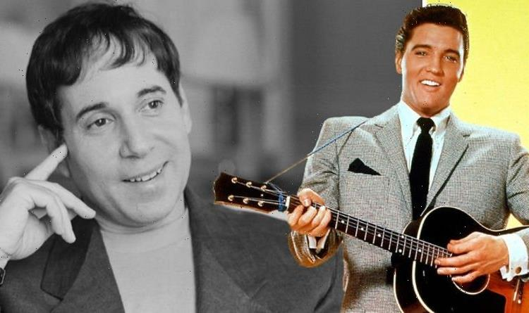 Elvis Presley: Paul Simon – The Kings cover of my song was unbelievable
