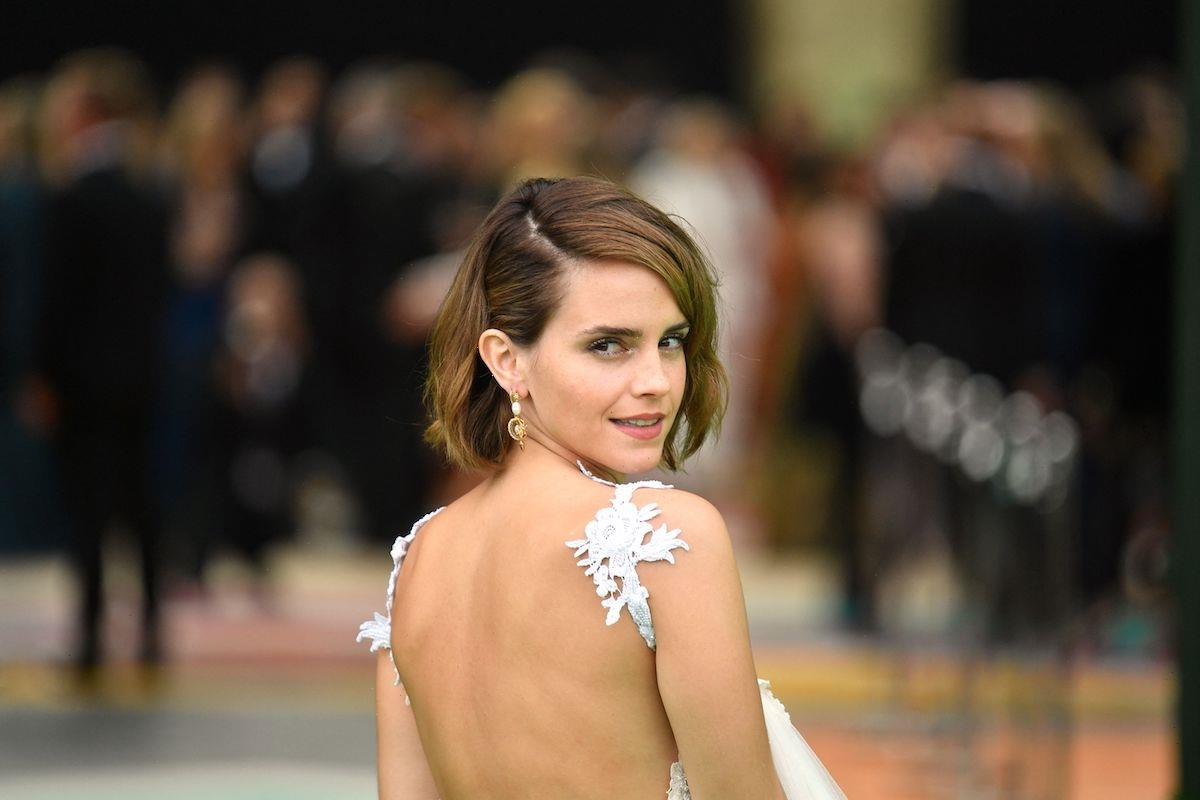 Emma Watson 'Sat in Therapy and Felt Really Guilty' About This