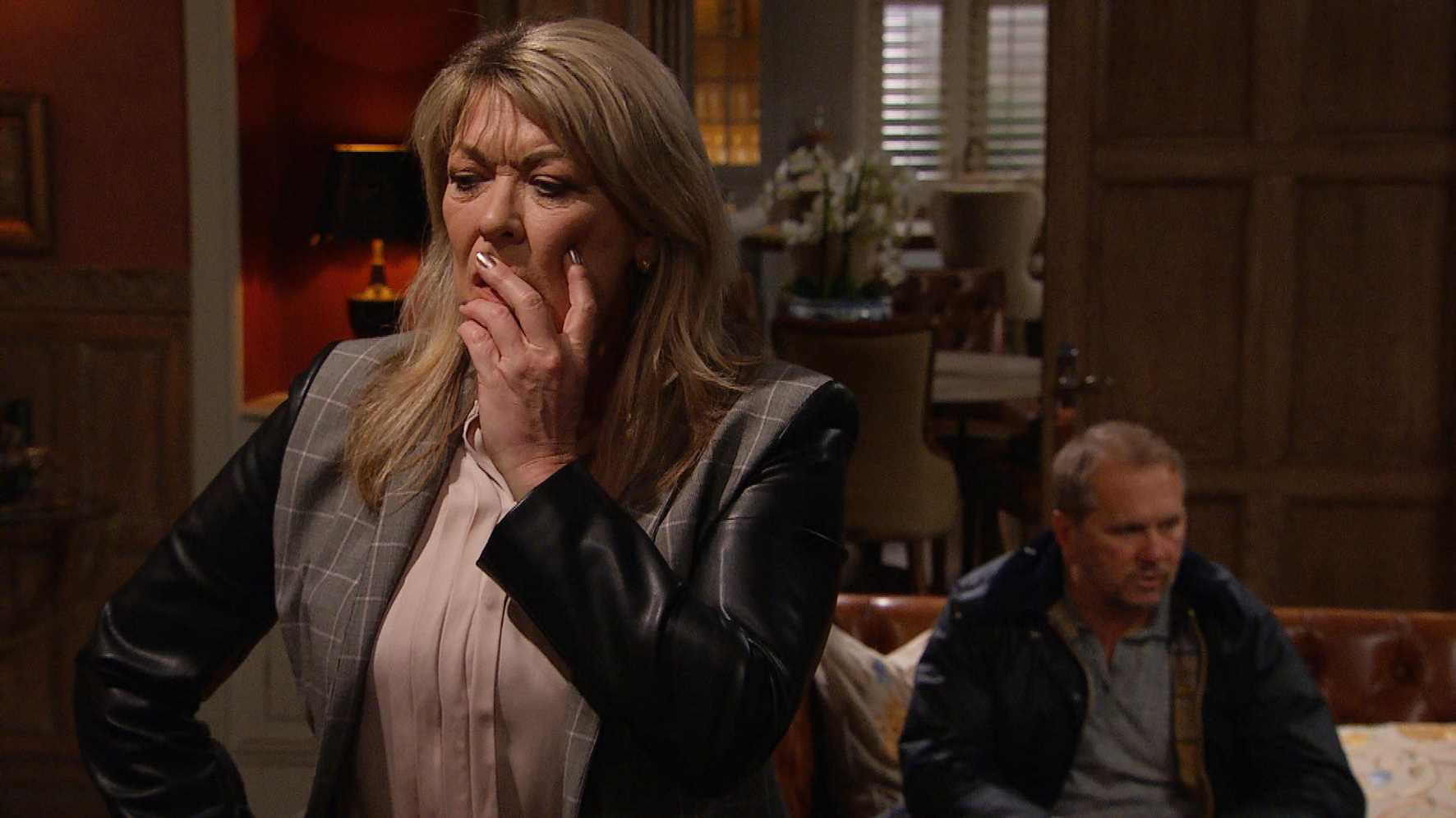 Emmerdale spoilers: Will Taylor flees the village after making a horrifying confession to Kim Tate