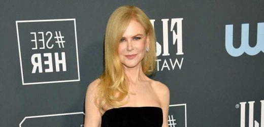Fans Say Nicole Kidman Looks Unrecognizable in New Instagram Photo