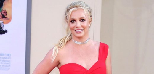 'Finally!' Britney Spears Is All Smiles as She Shows Off Weight Loss