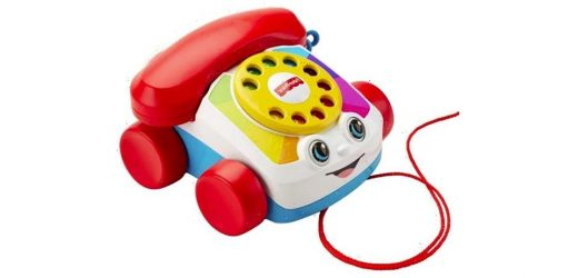 Fisher-Price Is Now Selling a Working Chatter Telephone for Adults