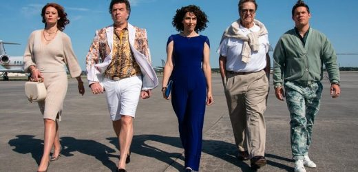 HBO Teases Release and First Look Images for 'The Righteous Gemstones' Season Two