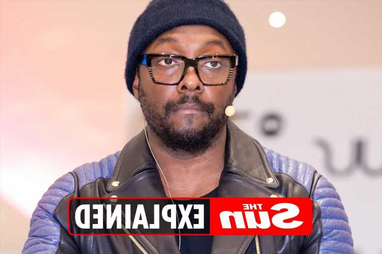 Is Will.i.am British? Here's where the rapper was born