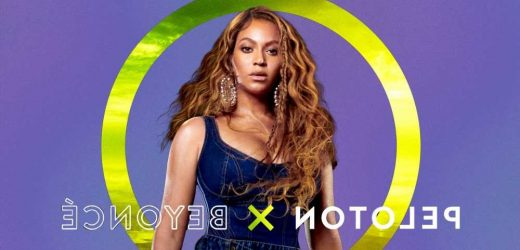 It's Beyoncé Week at Peloton, Finally