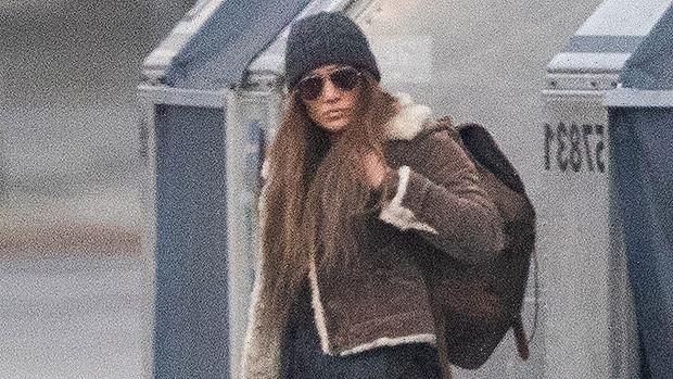 Jennifer Lopez Morphs Into An Assassin For Action-Packed The Mother Scene In Vancouver  Photos
