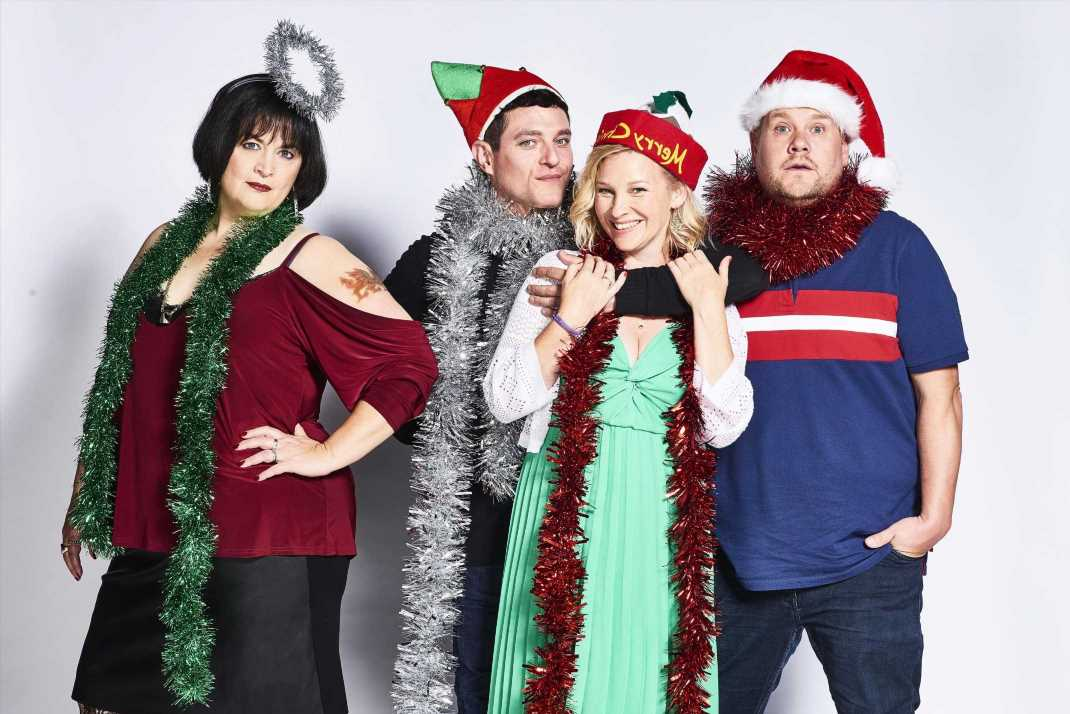 Joanna Page insists 'entire Gavin and Stacey cast want another Christmas special' – but they all have the same complaint
