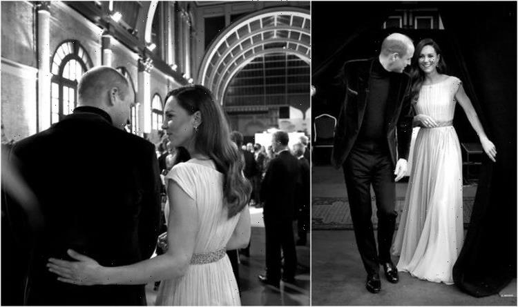 Kate Middletons body language is more openly romantic with William in latest appearance