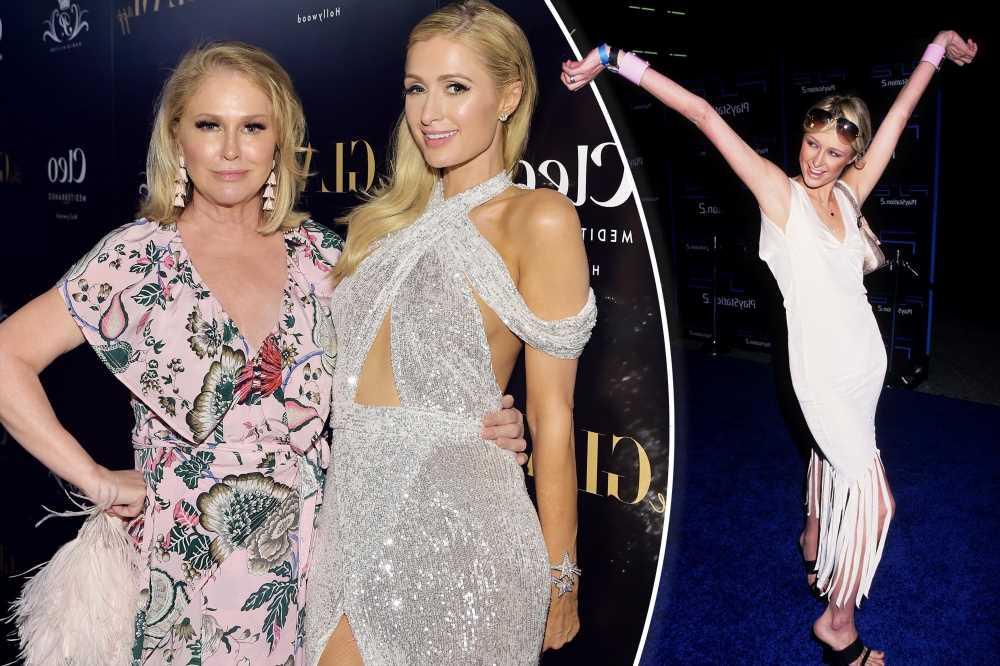 Kathy Hilton used to call New York Post to track down Paris Hilton