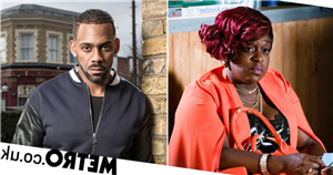 Kim stunned as Vincent returns in EastEnders?