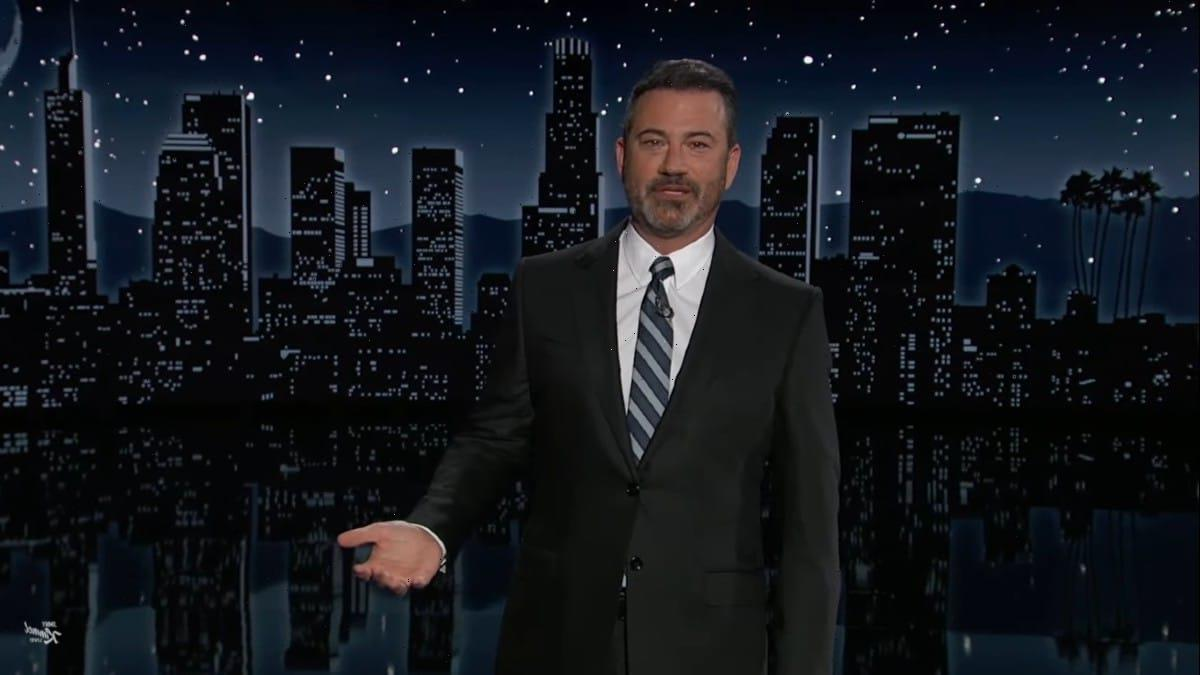 Kimmel Finds the Bright Side in Nuking the Economy (Video)