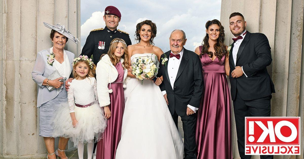 Kym Marsh's wedding featured sweet tributes to late son Archie