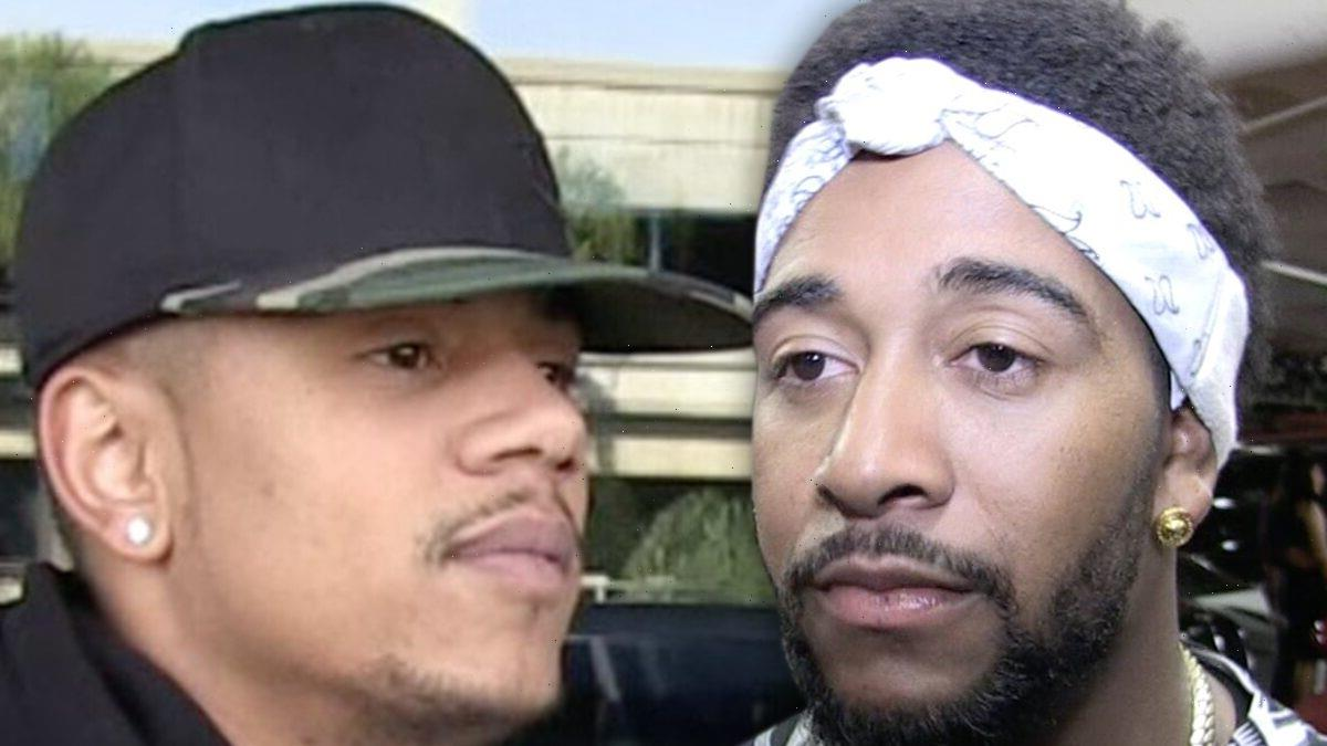 Lil Fizz Apologizes to B2K Bandmate Omarion for Dating Baby Mama