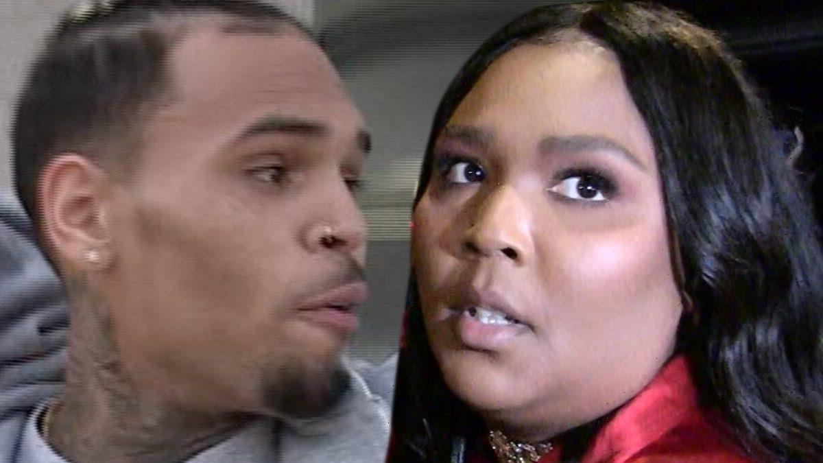Lizzo Getting Backlash for Calling Chris Brown 'Favorite Person'