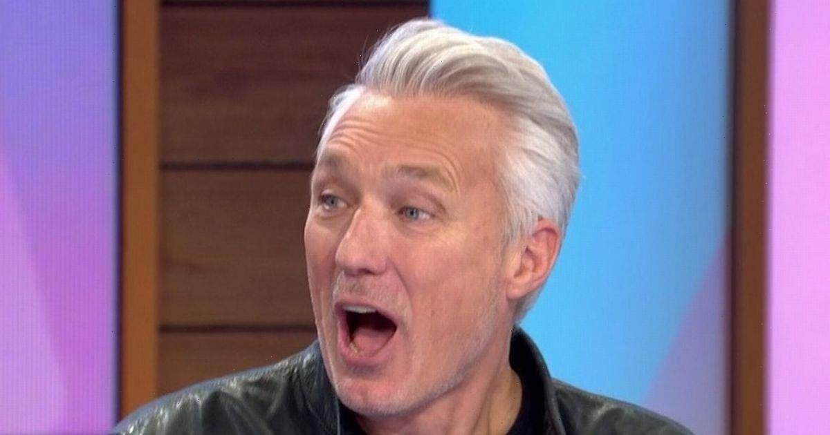 Martin Kemps sex confessions – toe-sucking, X-rated snaps and manhood bombshell