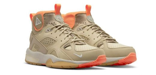 """Nike ACG's Latest Air Mowabb Steps Out in Shades of """"Limestone"""""""
