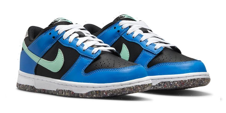 Nike Reveals Another Dunk Low Implementing the Brand's Grind Initiative
