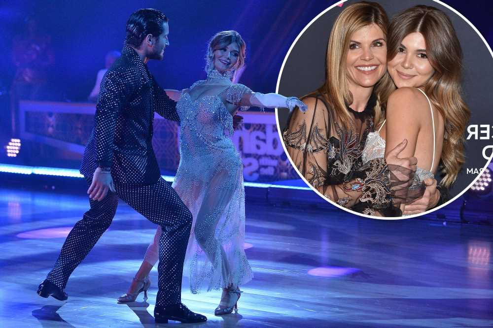 Olivia Jade reveals whether mom Lori Loughlin would ever compete on DWTS