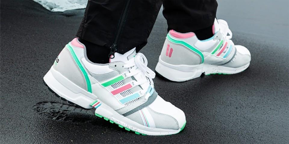 Overkill's adidas Equipment CSG 91 is Adorned With Pastel Accents
