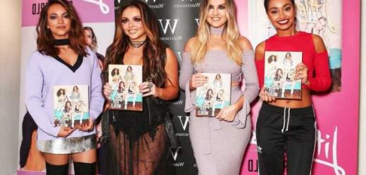 Perrie Edwards Planned to Leave Little Mix but Jesy Nelson Beat Her in Announcing Departure