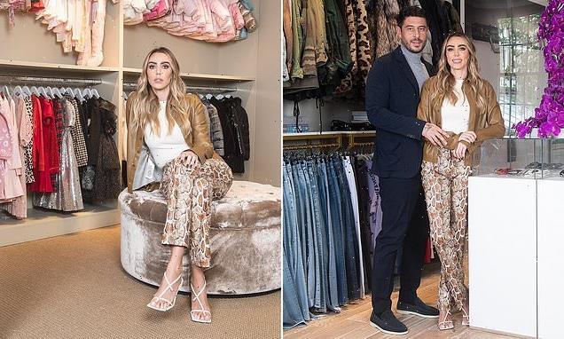 Pop into Petra Ecclestone's VERY posh jumble sale forHermes handbags